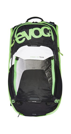 Evoc Stage Team fietsrugzak 12 L groen/zwart
